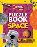 National Geographic Kids Puzzle Book - Space (Puzzle Books)