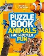 National Geographic Kids Puzzle Book - Animals (Puzzle Books)