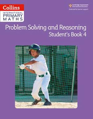 Problem Solving and Reasoning Student Book 4