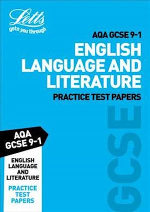 Grade 9-1 English Language and English Literature AQA Practice Test Papers