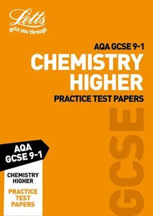 Grade 9-1 GCSE Chemistry Higher AQA Practice Test Papers
