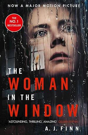 Woman in the Window, The (PB) - Film tie-in - A-format