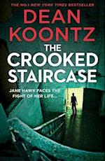 Crooked Staircase, The (PB) - (3) Jane Hawk - C-format