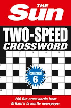 The Sun Two-Speed Crossword Collection 6