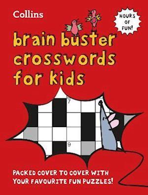 Collins Brain Buster Crosswords for Kids