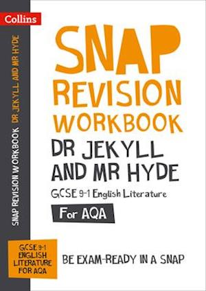 Dr Jekyll and Mr Hyde Workbook: New GCSE Grade 9-1 English Literature AQA