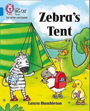 Zebra's Tent