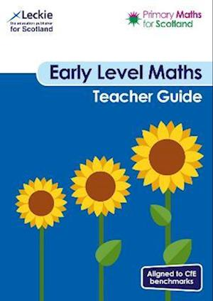 Primary Maths for Scotland Early Level Teacher Guide