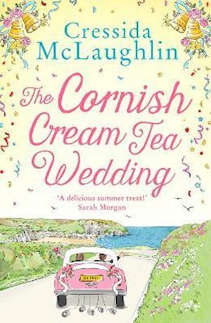 Cornish Cream Tea Wedding (The Cornish Cream Tea series, Book 4)