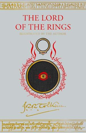 Lord of the Rings, The (HB) - Illustrated edition