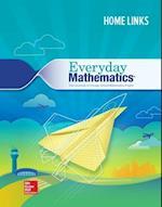 Everyday Mathematics Grade 5, Consumable Home Links (Everyday Math)