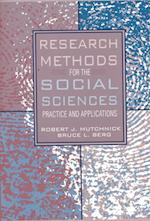 Research Methods for the Social Sciences
