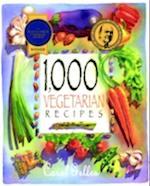 1,000 Vegetarian Recipes (1,000 Recipes)