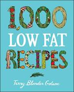 1,000 Low-Fat Recipes (1,000 Recipes)