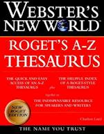 Websters New World Roget's A-Z Thesaurus (Webster's New World)
