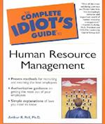 Complete Idiot's Guide (R) to Human Resource Management (The Complete Idiot's Guide)