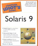 The Complete Idiot's Guide to Solaris 9 (Complete Idiot's Guide to S)