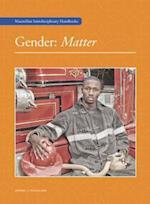 Gender (MacMillan Interdisciplinary Handbooks)