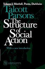 Marshall, Pareto, Durkheim af Talcott Parsons