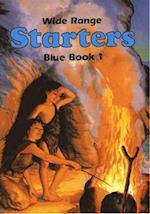 Wide Range Blue Starter Book 01 (Wide Range)