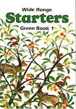 Wide Range Green Starter Book 01 (Wide Range)