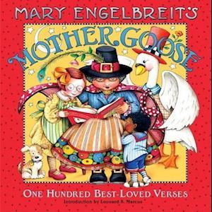 Bog, hardback Mary Engelbreit's Mother Goose af Mary Engelbreit