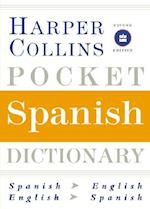 HarperCollins Pocket Spanish Dictionary, 2nd Edition (Harpercollins Pocket Dictionaries)