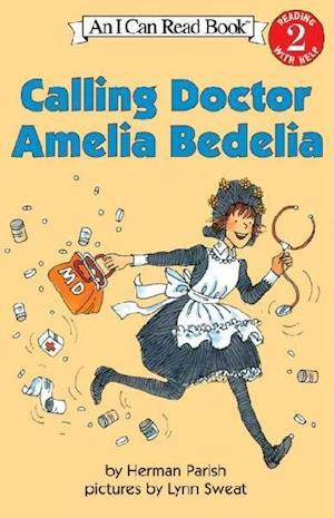 Bog, paperback Calling Doctor Amelia Bedelia af Herman Parish