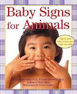 Baby Signs for Animals af Susan Goodwyn