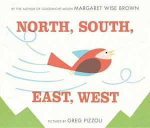 Bog, hardback North, South, East, West af Margaret Wise Brown