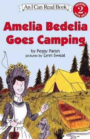 Bog, paperback Amelia Bedelia Goes Camping af Peggy Parish