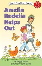 Amelia Bedelia Helps Out af Peggy Parish