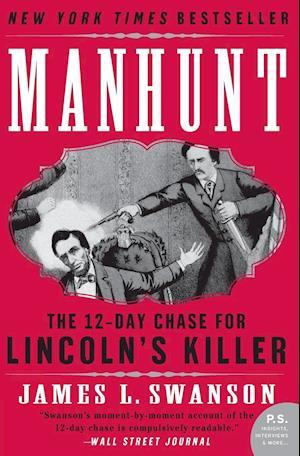 Bog, paperback Manhunt af James L. Swanson