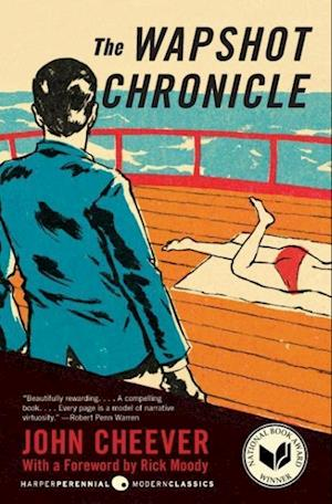 Bog, paperback The Wapshot Chronicle af John Cheever
