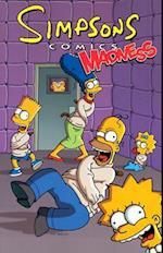 Simpsons Comics Madness! (Simpsons Comic Compilations)