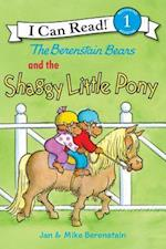 The Berenstain Bears and the Shaggy Little Pony af Jan Berenstain, Mike Berenstain