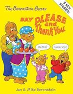 The Berenstain Bears Say Please and Thank You af Jan Berenstain, Mike Berenstain