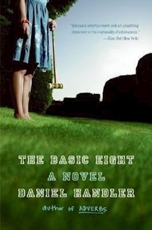 Bog, paperback The Basic Eight af Daniel Handler