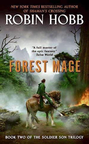 Bog, paperback Forest Mage af Robin Hobb
