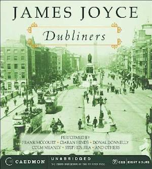 Lydbog, CD Dubliners af Frank McCourt, Donal Donnelly, Stephen Rea