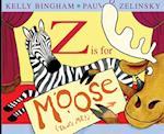 Z Is for Moose af Kelly Bingham