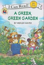 A Green, Green Garden (My First I Can Read)