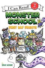 Monster School af Dave Keane