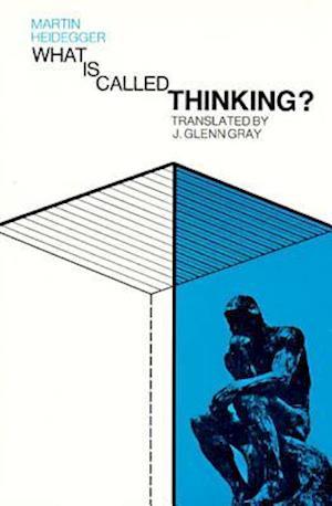 Bog paperback What Is Called Thinking af Martin Heidegger