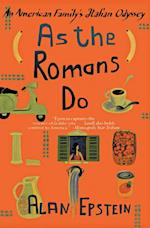 As the Romans Do af Alan Epstein