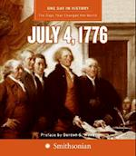 July 4, 1776 (One Day in History)