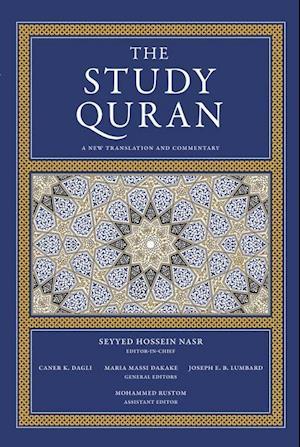 Bog, paperback The Study Quran af Seyyed Hossein Nasr