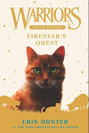 Bog, paperback Warriors Super Edition: Firestar's Quest af Erin L Hunter