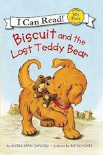 Biscuit and the Lost Teddy Bear af Alyssa Satin Capucilli