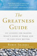 The Greatness Guide af Robin Sharma